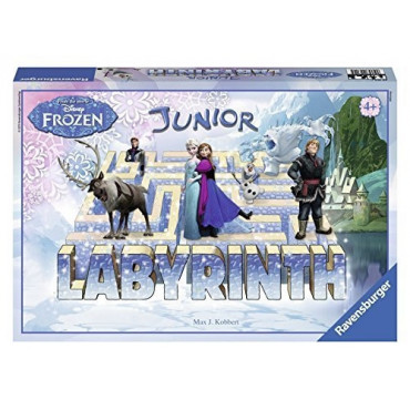 LABIRYNT FROZEN JUNIOR GRA...