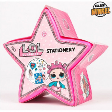 LOL SURPRISE STATIONERY...