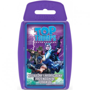 TOP TRUMPS GRA KARCIANA...