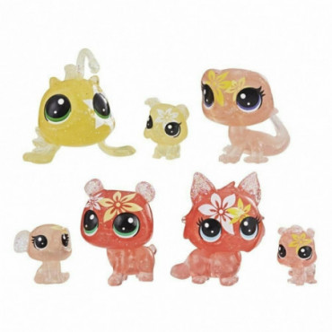 LITTLEST PET SHOP 7 FIGUREK...